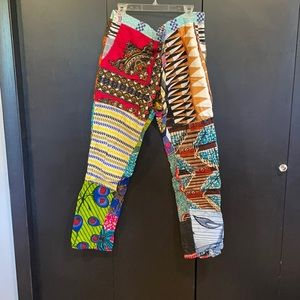 African dance pants